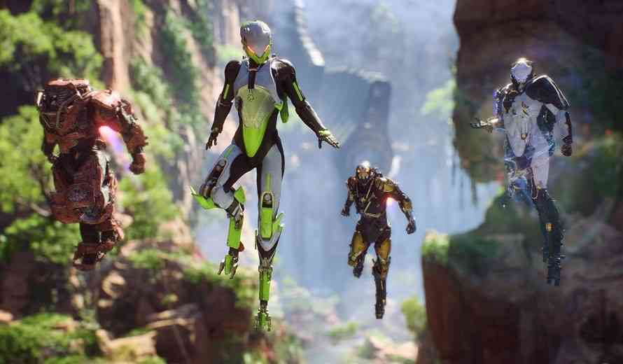 "Anthem ""Shines"" When You Play With a Squad, According to BioWare"