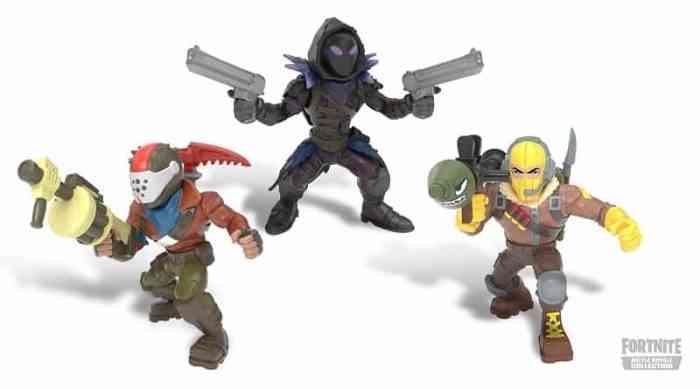 Fortnite Battle Royale Collection figures-min