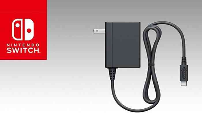 Switch AC Adapter