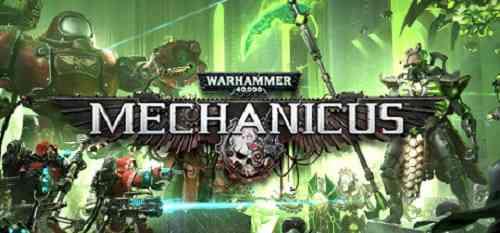Warhammer 40,000 Mechanicus logo