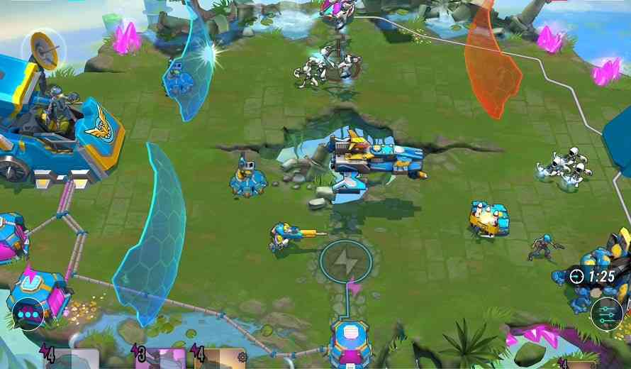 'Wild Beyond' Squeezes 'Starcraft' and 'Clash of Clans' Into One Mobile Game