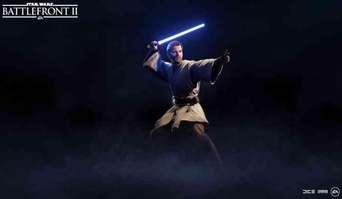 Battlefront 2 Obi Wan