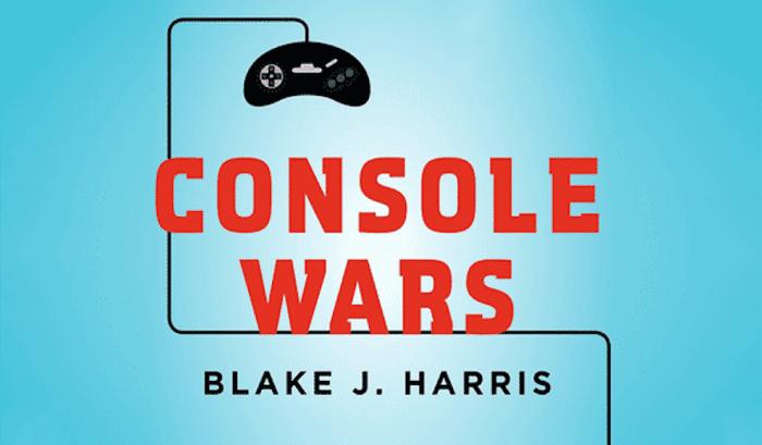 Console Wars novel