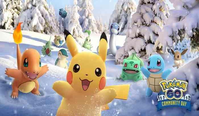 Pokemon GO Community Weekend