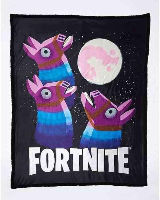 Fortnite Fleece Blanket