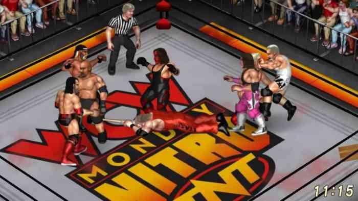 fire pro wrestling world top