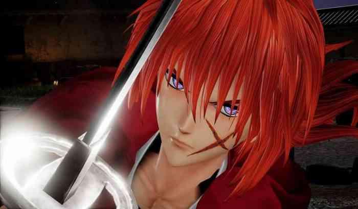 Jump Force Rurouni Kenshin