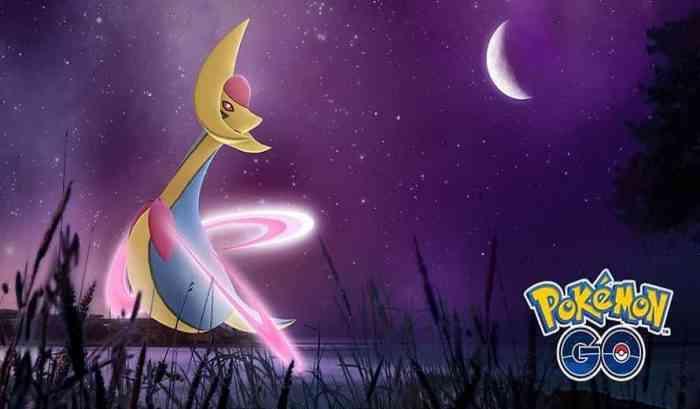Cresselia Pokemon GO