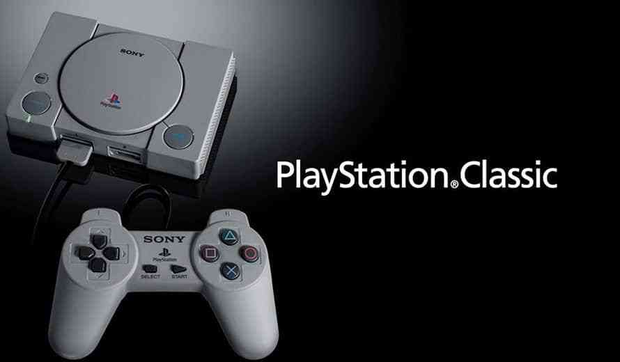 Amazon Game Deals: The PlayStation Classic is Under $30.00 Right Now