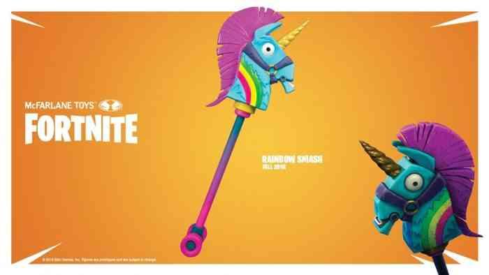 Fortnite Rainbow Toy