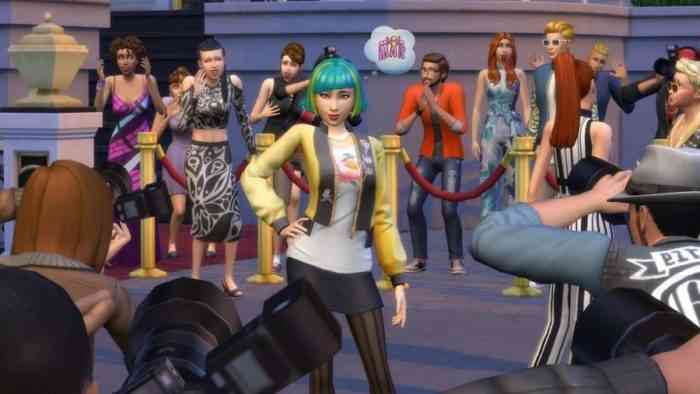 the sims 4 get famous 2