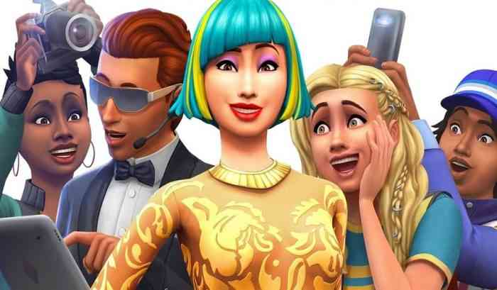 the sims 4 get famous feature
