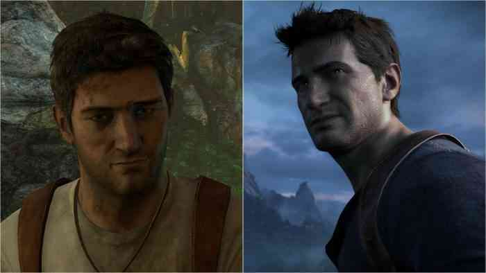 uncharted 4 vs uncharted 1 another director