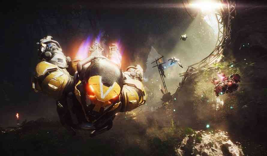 "Bioware Says Anthem Has a Future and the Potential to Be a ""Really Amazing Game"""