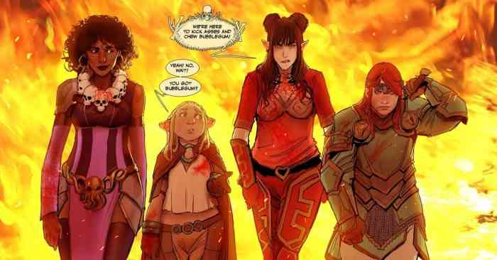 Comics rat queens