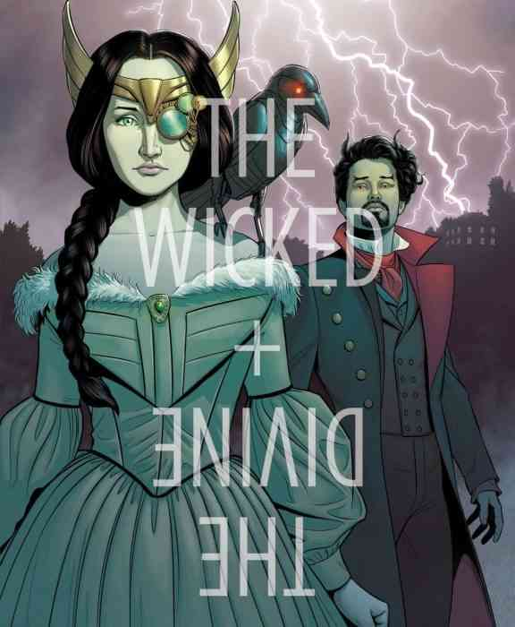 Comics wicked and divine