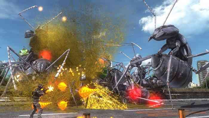Earth Defense Force 5 - PS4 - Review