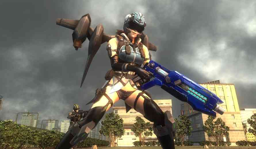 Earth Defense Force 5 Review - A Bug Blasting B-Game