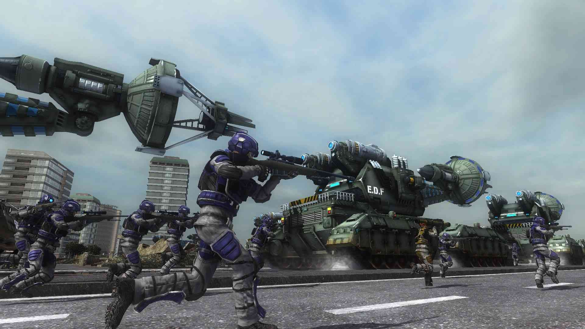 PC Players Will Be Able to Play Earth Defense Force 5 This Week Via Steam - COGconnected