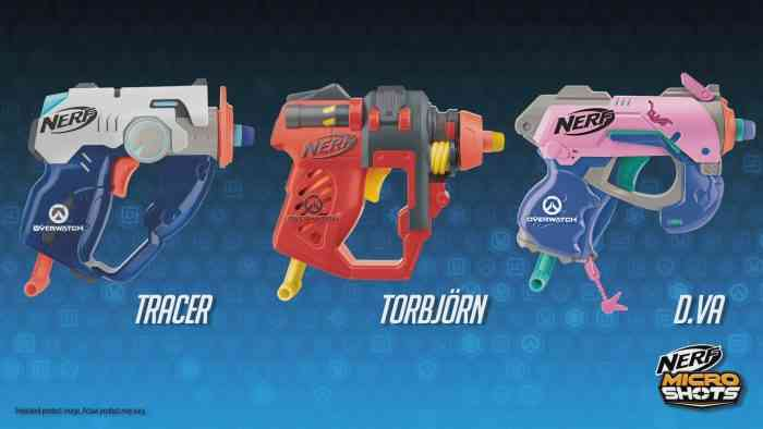 Nerf Rival Overwatch