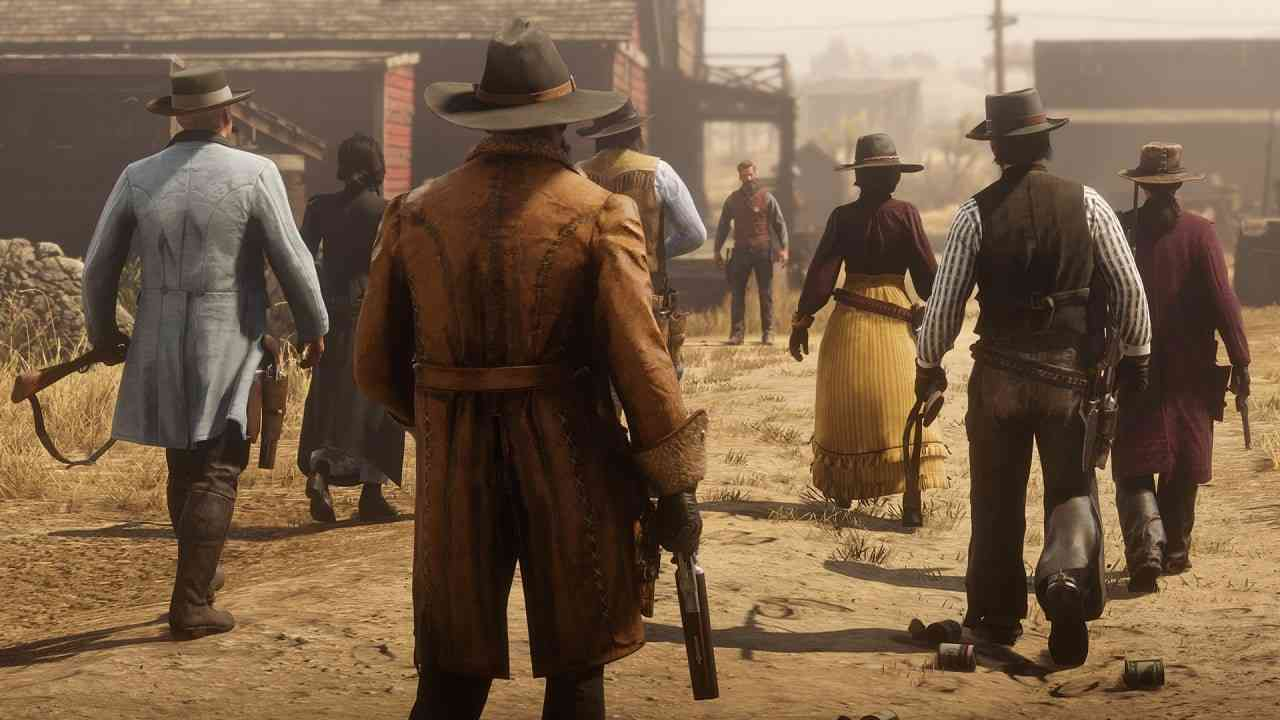 Red Dead Redemption 2 Expansion is Pointing Towards Mexico According to Datamine