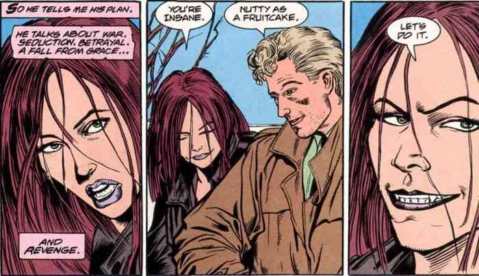 comics hellblazer