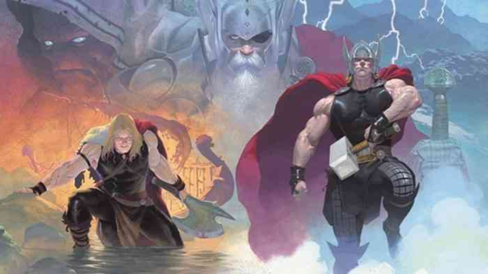 comics thor god butcher