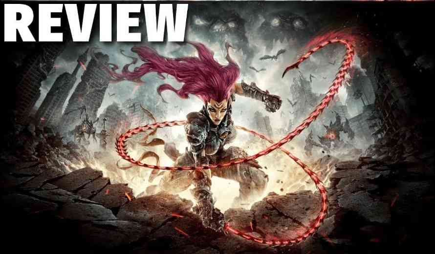 Darksiders 3 Video Review - A Misstep into the Apocalypse