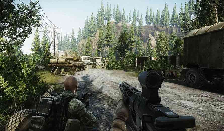 Escape From Tarkov Will Not Have Microtransactions When It Officially Releases