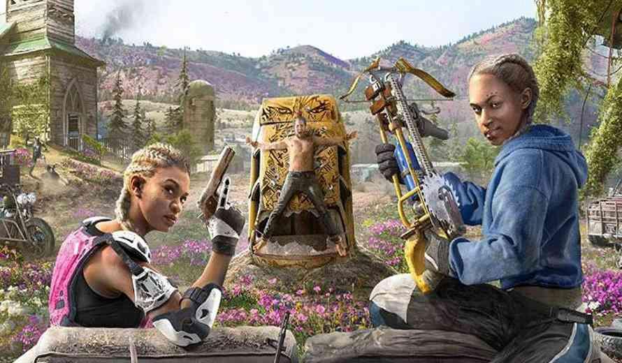 Far Cry New Dawn Looks Like a Far Cry 5 Sequel