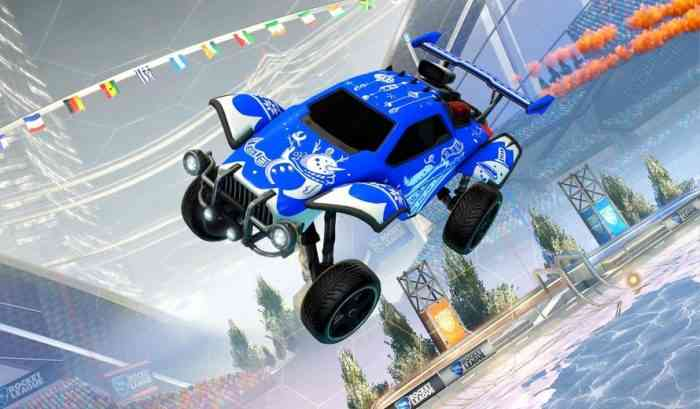 frosty fest rocket league feature