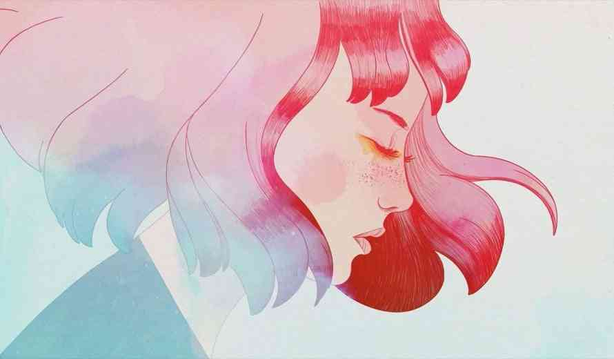 GRIS Review - An Absolutely Stunning Moving Painting