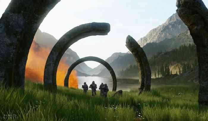 halo infinite feature