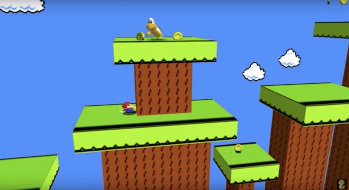 Super Mario 64 Has Been Modded Into Super Mario Bros  | COGconnected