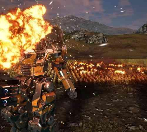 mechwarrior 5 mercenaries screen 5