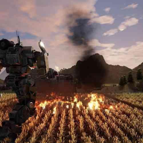 mechwarrior 5 mercenaries top