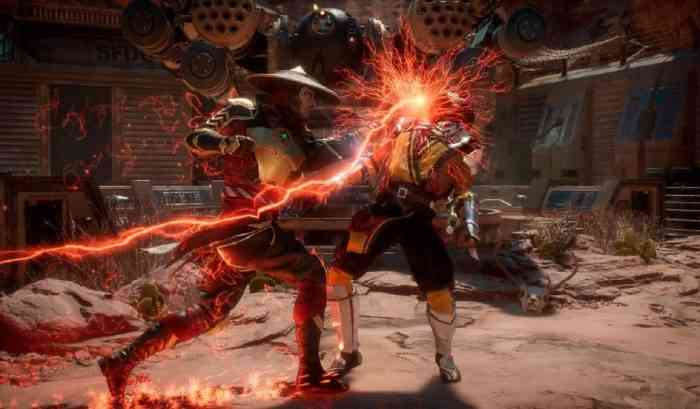 mortal kombat 11 Holiday Event