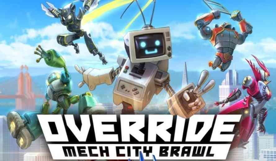 Override: Mech City Brawl Review - Advanced Rock 'Em Sock'Em Fun | COGconnected