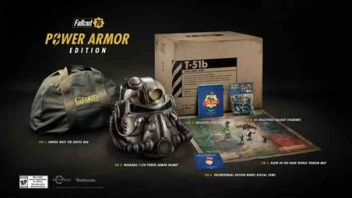 Fallout 76 Power Armor Edition Bethesda