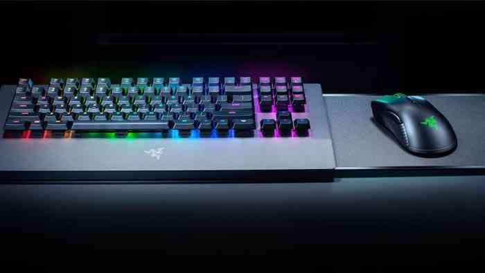 Razer Xbox One Wireless Keyboard and Mouse