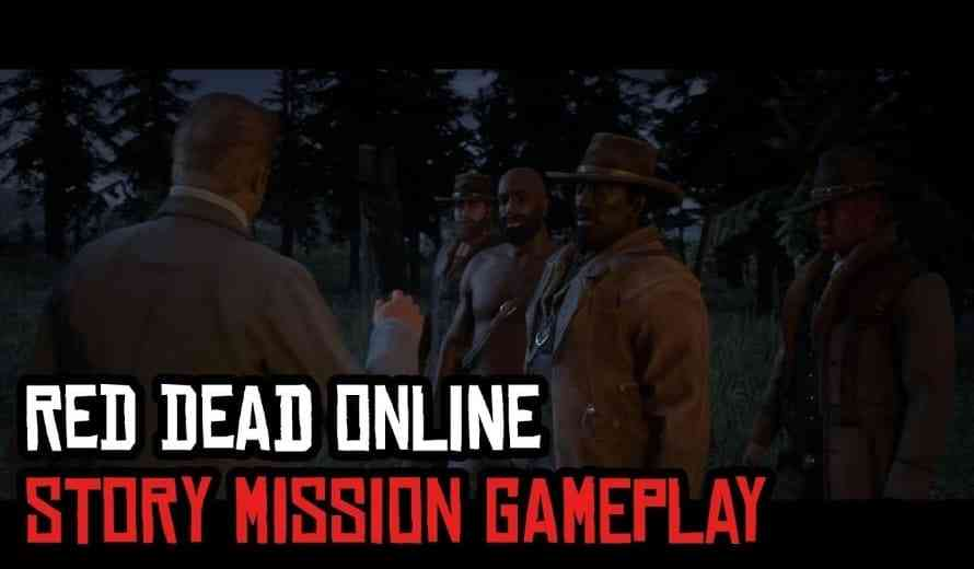 Fighting the Good Fight in Red Dead Online's Story and Most Wanted Missions