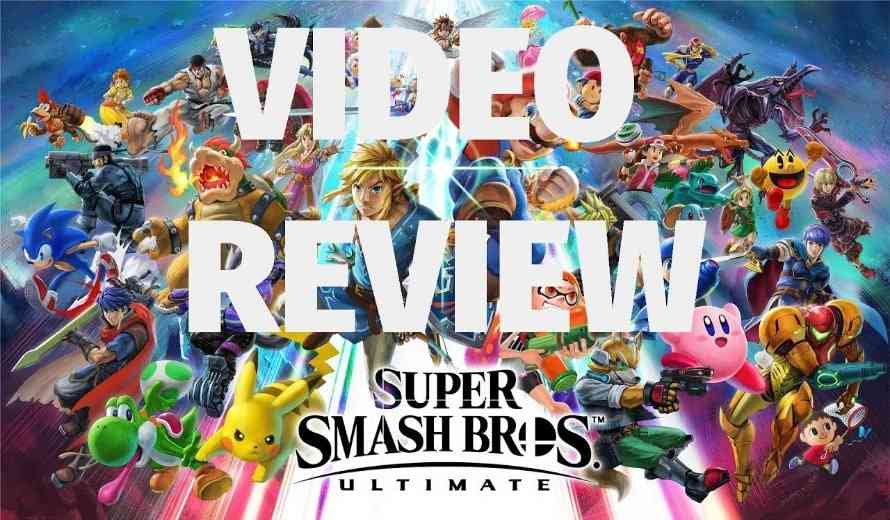Super Smash Bros. Ultimate Video Review - Fabulous Fight Night