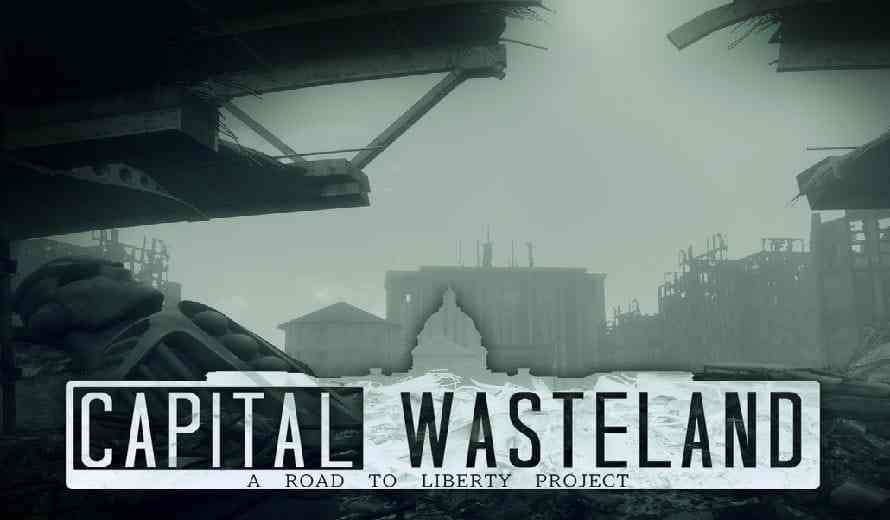 Fallout 3 Remake Mod Capital Wasteland Resumes Development