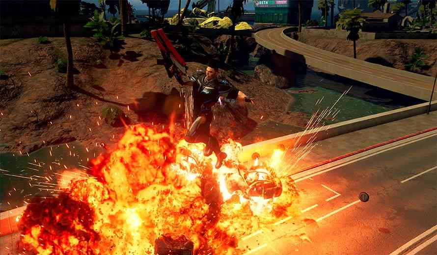 Download Crackdown 2 For Free Today on Xbox One