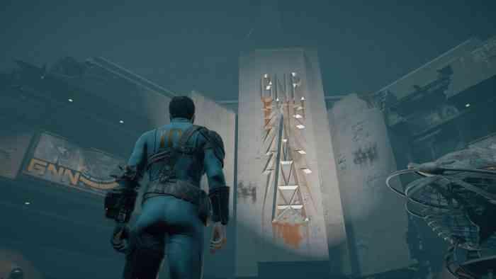Fallout 4 Mod Capital Wasteland Mod