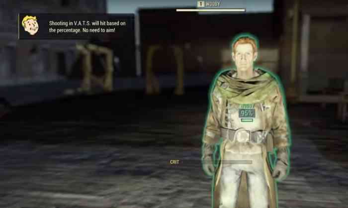 Fallout 76 players find secret items from glitchy