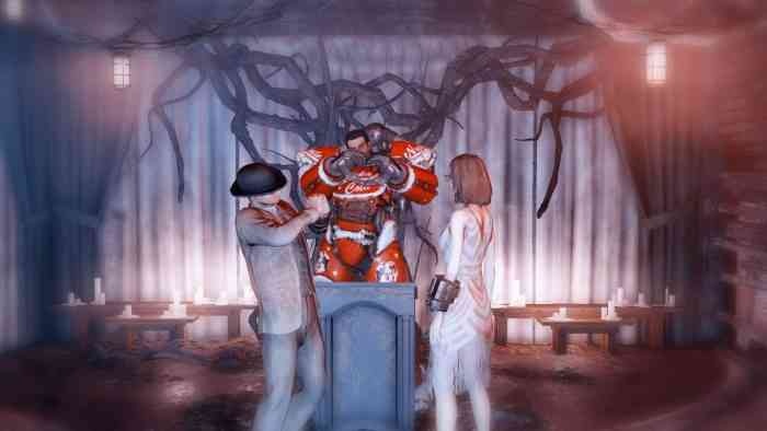 Fallout 76 Wedding