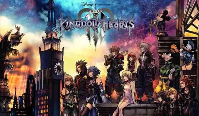 Kingdom Hearts 3 Feature