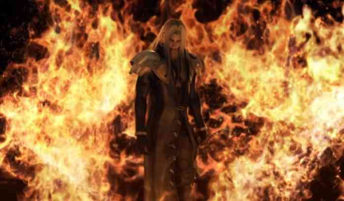 MK Sephiroth