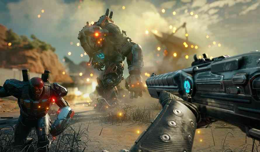 Rage 2 Will Run At A Mere 1080p on Xbox One X